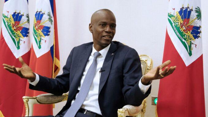 Haiti's president, Jovenel Moïse assassinated in his home ...